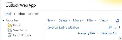 Full Outlook Web Access on Chromebook