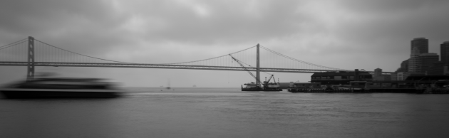 Bay Bridge Timelapse