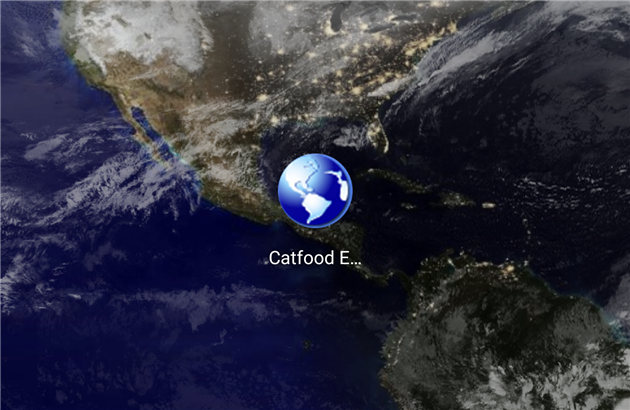 Catfood Earth for Android 4.00