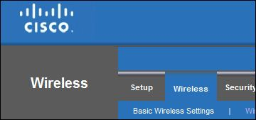 Fixing dropped wireless connection for Linksys E4200