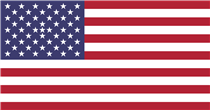Flag of the USA after the UK becomes a state