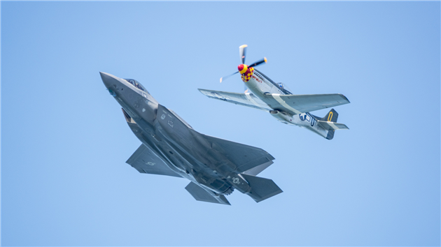 Fleet Week 2019 Air Show
