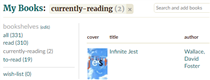 Goodreads Feature Request