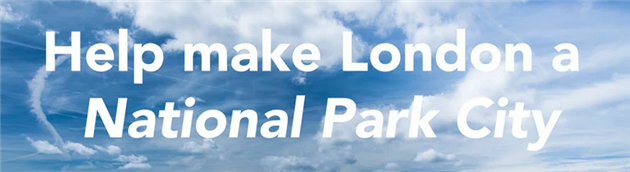 Help make London a National Park