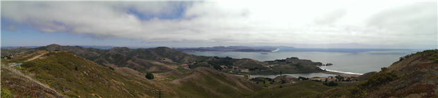 San Francisco from Hill 88