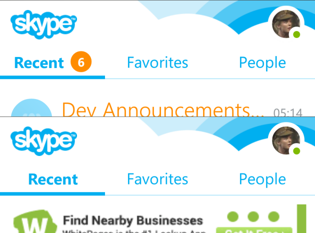 Skype for Android - Getting Closer