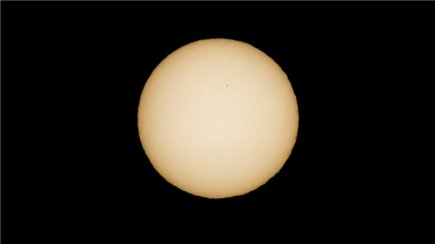 Transit of Mercury November 11 2019