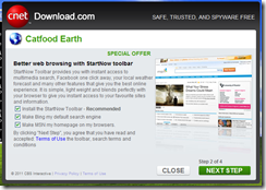 CNET download.com Download Manager