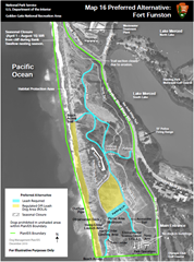 Fort Funston - NPS Proposed Dog Access