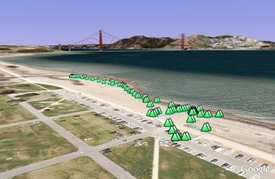 Chrisy Field in Google Earth