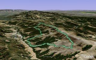 Las Trampas Wilderness Hike