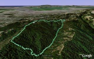 Oakland Hills Hike
