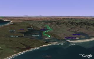 Drakes Estero Hike